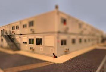 Construction d'un espace modulaire ALGECO